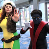 Rogue and Nightcrawler