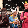 Marshall Lee, Fionna, Prince Gumball, and Cake