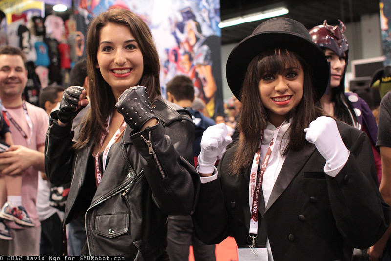 Black Canary and Zatanna