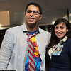 Clark Kent and Lois Lane