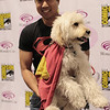 Superboy and Krypto
