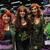 Riddler, Poison Ivys, and Joker