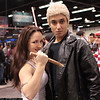 Faith Lehane and Spike