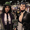 Riddler and Catwoman