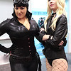 Catwoman and Black Canary