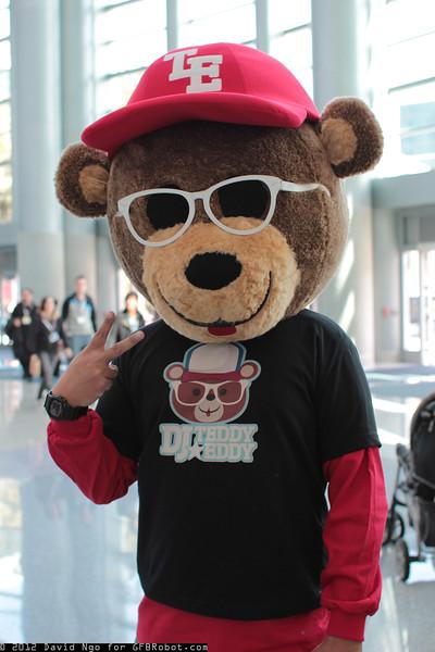 DJ Teddy Eddy