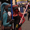 Kira Eli and Darth Draven