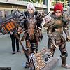 Blood Elf Warrior and Human Warrior