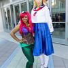Ariel and Mina Aino