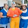 Sokka, Aang, and Katara