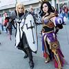 Crusader and Wizard