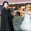 Phantom of the Opera and  Meg Giry