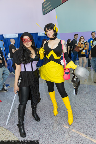 Sith and Wasp