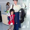 Hiro Hamada and Mary Poppins