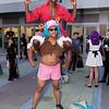 Tony Tony Chopper and Monkey D. Luffy
