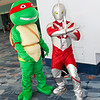 Raphael and Ultraman