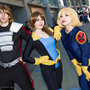 Avalanche, Shadowcat, and Boom Boom