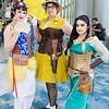 Snow White, Jane Porter, and Princess Jasmine