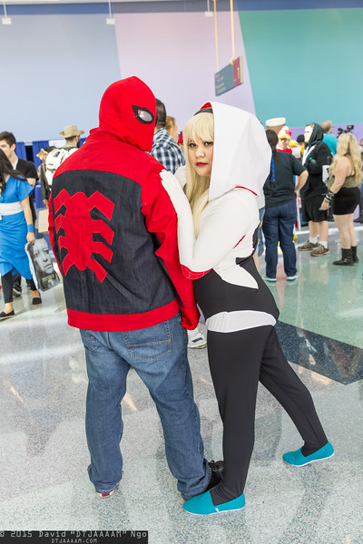 Spider-Men and Spider-Woman