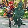 Mothra and Godzilla