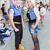 Trunks and Android 18