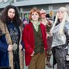 Thorin Oakenshield, Bilbo Baggins, and Thranduil