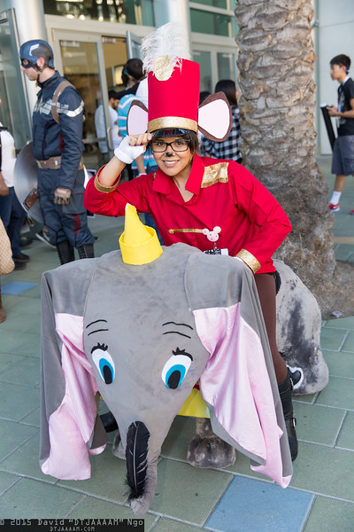 Timothy Mouse and Dumbo