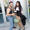 Wolverine, Zatanna, and Rabbit