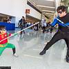 Robin and Nightwing