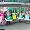 Princess Peach, Luigi, Koopa Troopa, Yoshi, and Rosalina