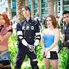 Claire Redfield, Leon Kennedy, Jill Valentine, and Chris Redfield