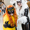 Hellcat and Black Cat