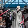Darth Revan, Snoke, and Kylo Ren