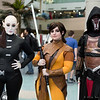 Juhani, Bastila Shan, and Darth Revan