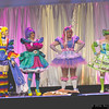 Rainbow Brite, Stormy, Tickled Pink, and Patty O'Green