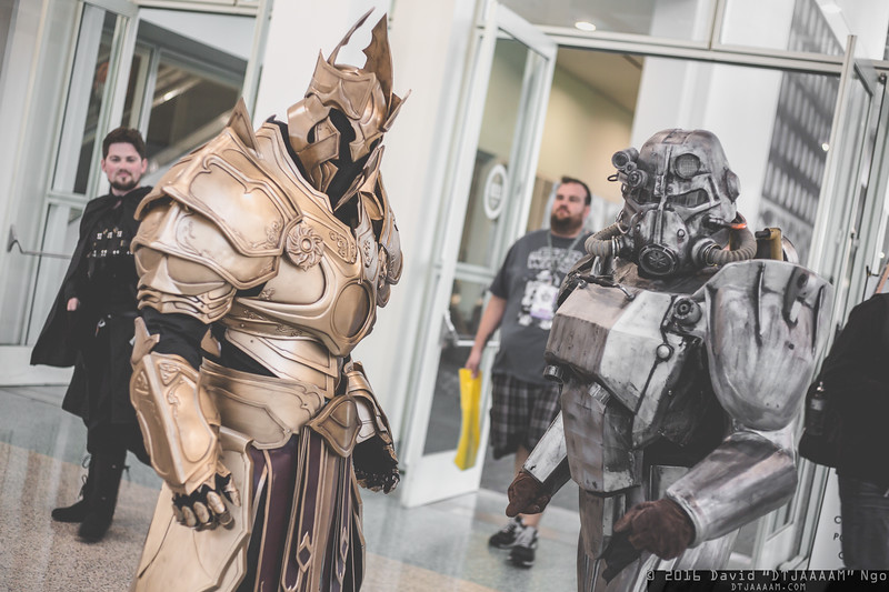Imperius and Power Armor