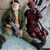 Bill and Deadpool