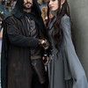 Aragorn and Arwen Undomiel