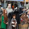 Gandalf the Grey, Tauriel, Thranduil, Frodo Baggins, Nazgul, Witch-King of Angmar, Gloin, and Legolas Greenleaf