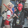Harley Quinn and Red Hood