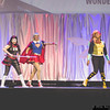 Katana, Supergirl, and Bumblebee