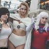 Wolverine, Emma Frost, and Magneto