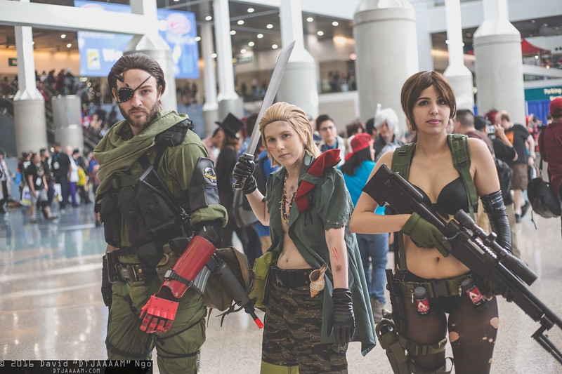 Punished Snake, Eli, and Quiet