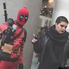 Deadpool and Negasonic Teenage Warhead