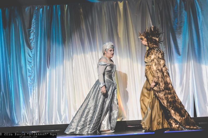 Freya and Ravenna