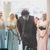 Daenerys Targaryens, Drogon, and Khal Drogo