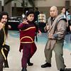 Ghazan, Pl'Li, Zaheer, and Ming-Hua