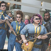 Lone Wanderers and Vault Dwellers