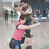 Claire Redfield and Chris Redfield