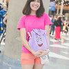 Dora Marquez and Backpack